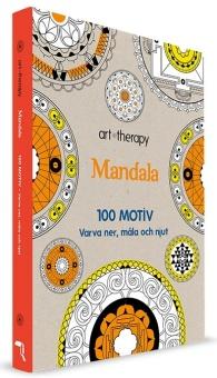 Mandala: 100 motiv - Varva ner, måla och njut
