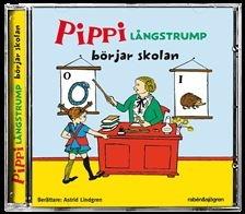Pippi börjar skolan - Berättare: Astrid Lindgren
