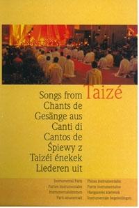 Songs from Taizé - Olika språk - Instrumental parts