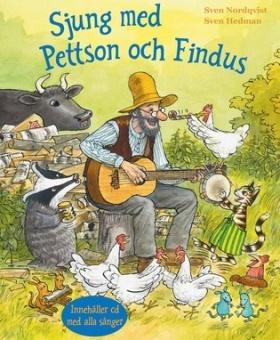 Sjung med Pettson och Findus (inkl. cd)