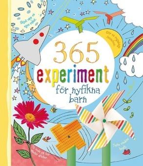 365 experiment för nyfikna barn