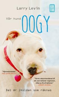 Vår hund Oogy