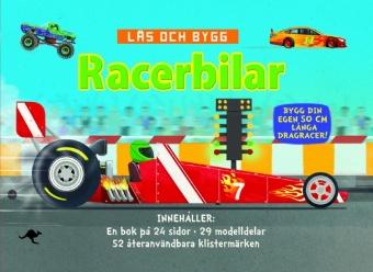 Läs och bygg: Racerbilar