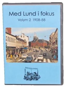 Med Lund i fokus - 1908-88 (volym )