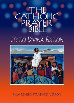 Catholic Prayer Bible - NRSV - Lectio Divina  - New Revised Standard Version