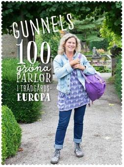Gunnels 100 gröna pärlor i Trädgårds-Europa