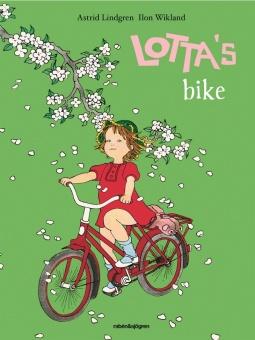 Lotta's bike - Illustratör: Wikland, Ilon - Översättare: Beard, Susan