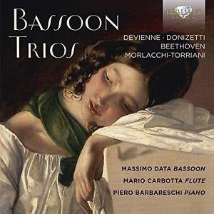 Bassoon Trios: Devinne / Donizetti / Beethoven / Morlacchi