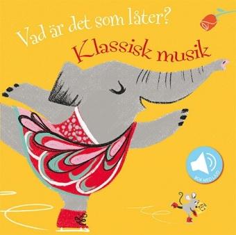 Klassisk musik - bok med ljud