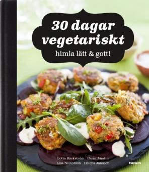 30 dagar vegetariskt: himla lätt och gott!