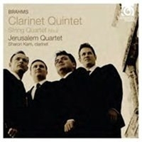 Clarinet Quintet, String Quartet No. 2