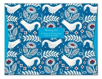 Starlings at Heybridge Basin: 10 brevpapper och 10 kuverter