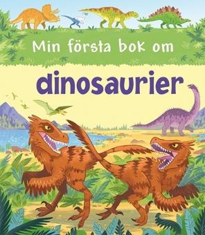 Min första bok om dinosaurier