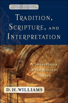 Tradition, Scripture, and Interpretation