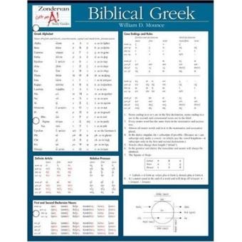 Biblical greek: laminated sheets