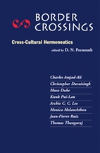 Border Crossings: Cross-Cultural Hemeneutics