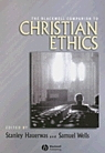 Blackwell Companion to Christian Ethics