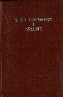 [Bibel, polska, NT] Nowy Testament i Psalmy (Nya Testamentet och Psaltaren)
