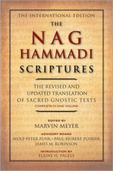 Nag Hammadi Scriptures: revised and updated translations of sacred Gnostic Texts, complete in one Volume, International edition