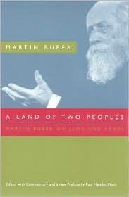Land of two Peoples - Martin Buber on Jews and Arabs