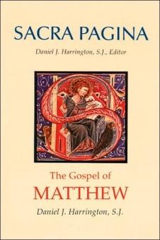 Gospel of Matthew; Sacra Pagina 1
