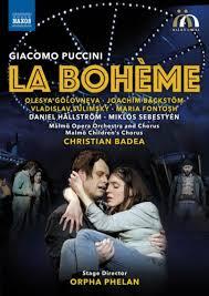 La Boheme (DVD)  - Christian Badea