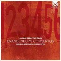 Brandenburg concertos mit Freiburger Barockorchester