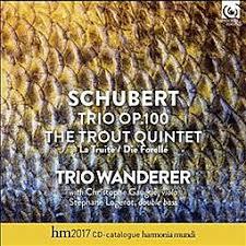 Piano trio op.100, The Trout Quintet op. 114