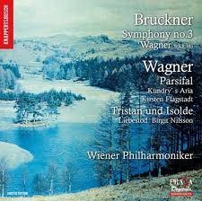 Symphony no 3, Parsifal, Tristan und Isolde