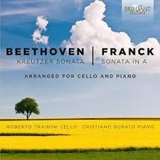 Sonatas for piano and cello Kreutzer sonata / Sonata in A