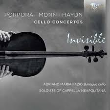 Invisible - Cello Concertos