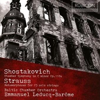Strauss, Richard, Baltic C.O