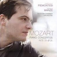 Piano concertos nos 25 & 26