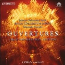 Ouvertures, 4 orchestral