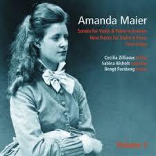 Vol 2: Violin sonata, 9 pieces for violin & piano, Four songs etc.