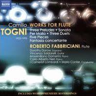 Works for flute