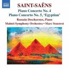 Piano Concertos Nos. 4 & 5 - Romain Descharmes