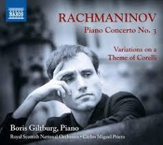Piano Concerto No. 3 & Variations on a theme of Corelli  - Boris Giltburg