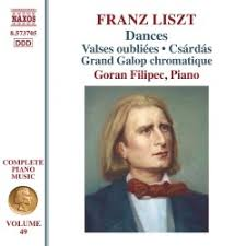 Complete Piano Music, Vol. 49: Dances  - Goran Filipec