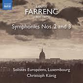 Symphonies Nos. 2 and 3  - Christoph König