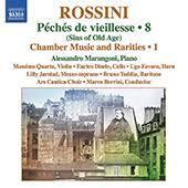 Péchés de vieillesse, Vol. 8 & Chamber Music and Rarities, Vol. 1  - Alessandro Marangoni