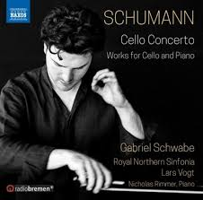 Cello Concerto & Works for Cello and Piano - Gabriel Schwabe