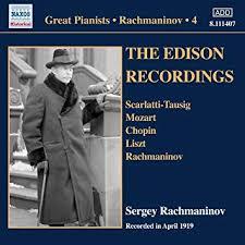 The Edison Recordings (1919)