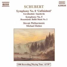 Symphonies Nos. 5 and 8 Unfinished´