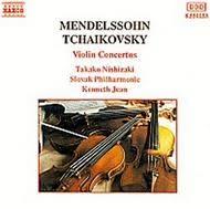 Violin Concertos - Takako Nishizaki