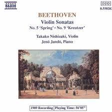 Spring and Kreutzer Sonatas