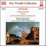 Cello Concerti RV 398, 399, 404, 406, 410, 412 & 419