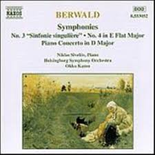 Symphonies Nos. 3 and 4, Piano Concerto