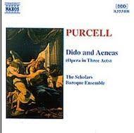 Dido and Aeneas - The Scolars baroque Ensemble