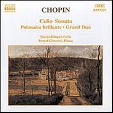 Cello Sonata / Polonaise brillante / Grand Duo